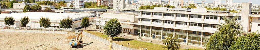 Villeneuve-la-Garenne - Quartier de la Bongarde